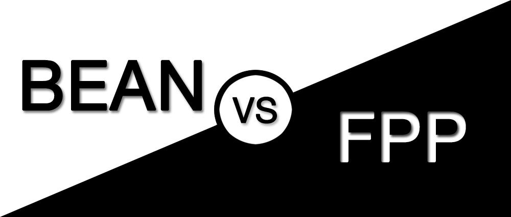 Bean vs. FPP